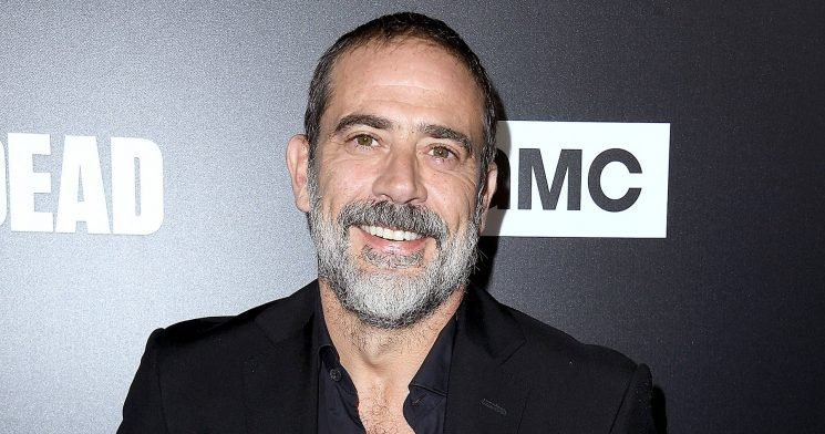 Jeffrey Dean Morgan Jokes He'd 'Rather Deal With a Zombie' Than His Teething Daughter