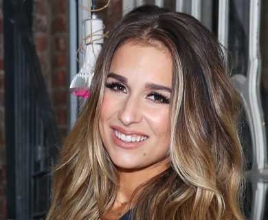 Jessie James Decker: I Don't Think About My Body After Having Kids
