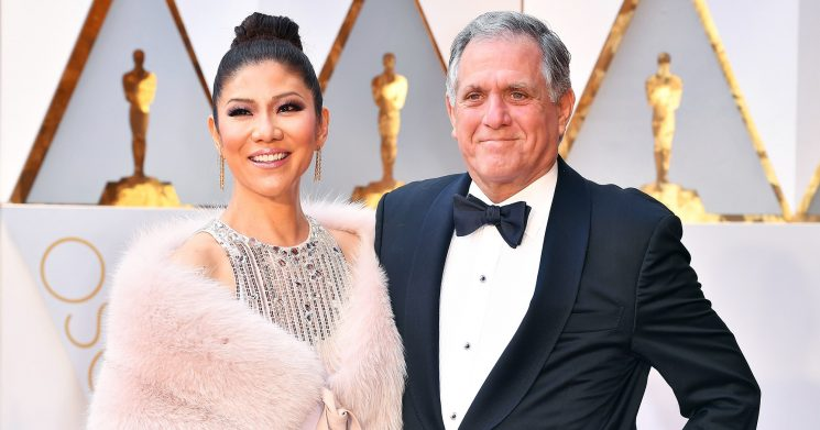 Julie Chen Is Taking Time Off From 'The Talk' After Husband Les MoonvesSteps Down