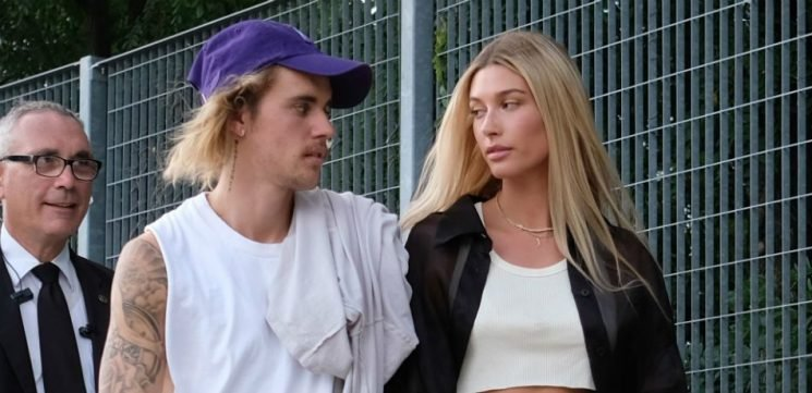 Hailey Baldwin And Justin Bieber Head To London Fashion Week Amid Marriage Rumors
