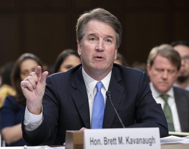 Another victim comes forward, accuses Brett Kavanaugh of sexual abuse