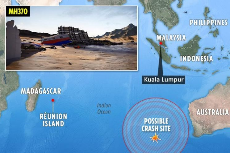 MH370 plane is in 'a thousand pieces at the bottom of the Indian ocean in an unexplored zone', new documentary claims
