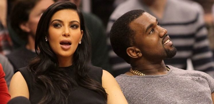 Kim Kardashian Scared That Kanye West Will Say Something Crazy During 'SNL' Appearance, Per 'Hollywood Life'