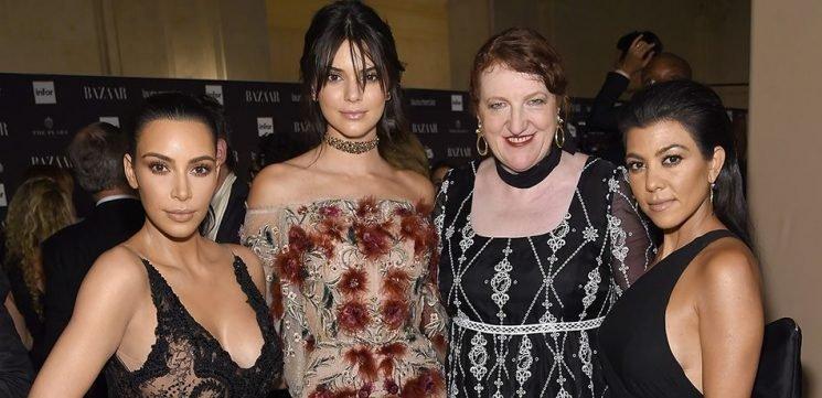 Kim & Kourtney Kardashian Show Off Labor Day Celebrations With Kendall Jenner And Bella Hadid