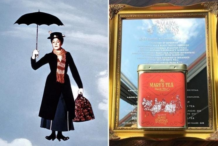 Mary Poppins £49 afternoon tea experience is practically perfect in every way