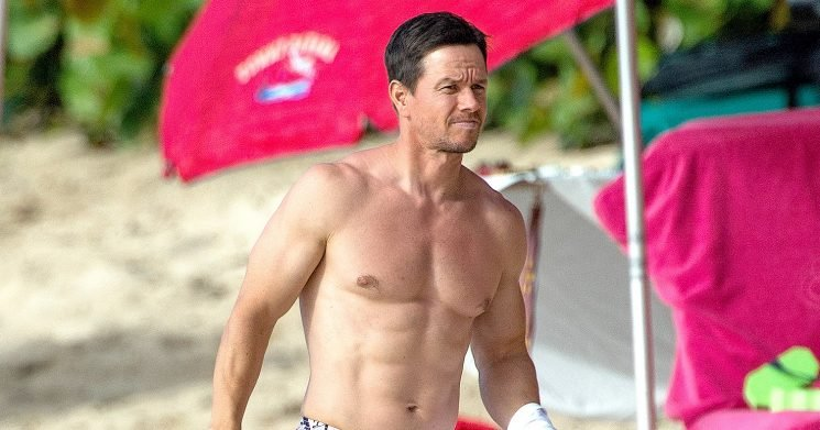 Mark Wahlberg's Daily Workout Regimen Is No Joke