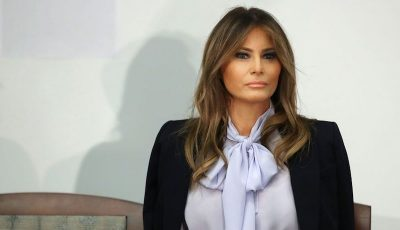 Melania Trump's Spokeswoman In Trouble Over Tweet With #MAGA Slogan