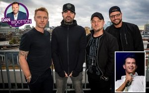 Boyzone stars reveal the band's split 'will hurt but it is the right time' in emotional farewell interview as they reflect on death of Stephen Gateley