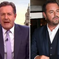 Piers Morgan tells Danny Dyer 'I'm going nowhere' after the actor called for him to be sacked from Good Morning Britain