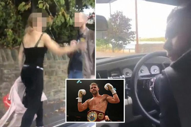 Cops to probe footage of world champ boxer Billy Joe Saunders taunting 'drug addict' by offering £150 of crack for sex act