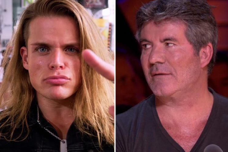 X Factor fans SLAM the show in furious 'fix' backlash as contestant sails through after impressing only with his second audition song