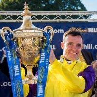 Group 1 winning jockey Tom Eaves breaks leg in horror fall at Newcastle