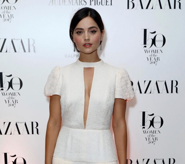 Victoria star Jenna Coleman says she was once asked to audition wearing just a bikini