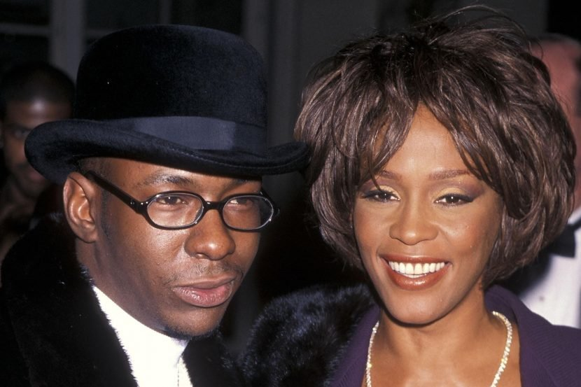 Whitney Houston's ex Bobby Brown 'blames her for their drug use' in new film about his life