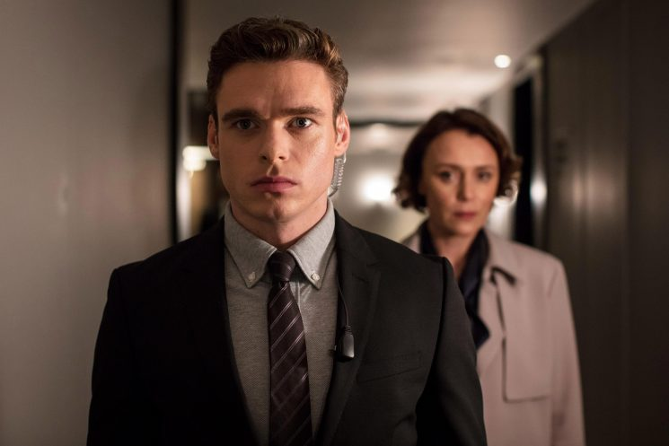 BBC faces a fight to keep Bodyguard as Netflix buys the rights to show the programme outside the UK
