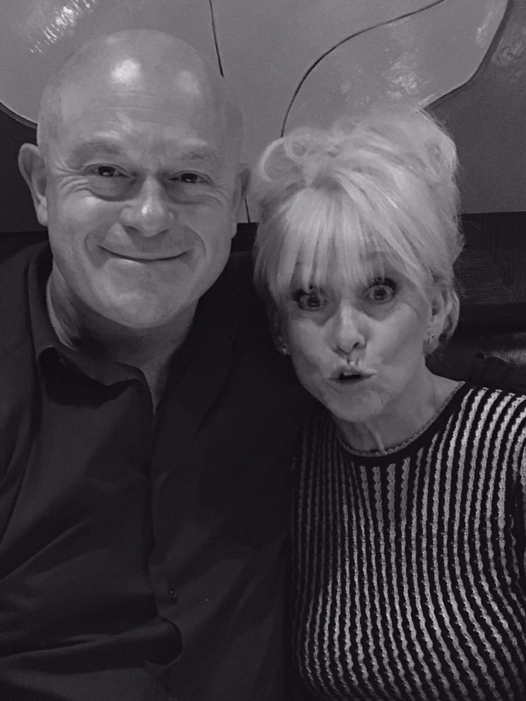 Ross Kemp reveals heartbreaking moment co-star Dame Barbara Windsor asks who he is and 'why are you here'