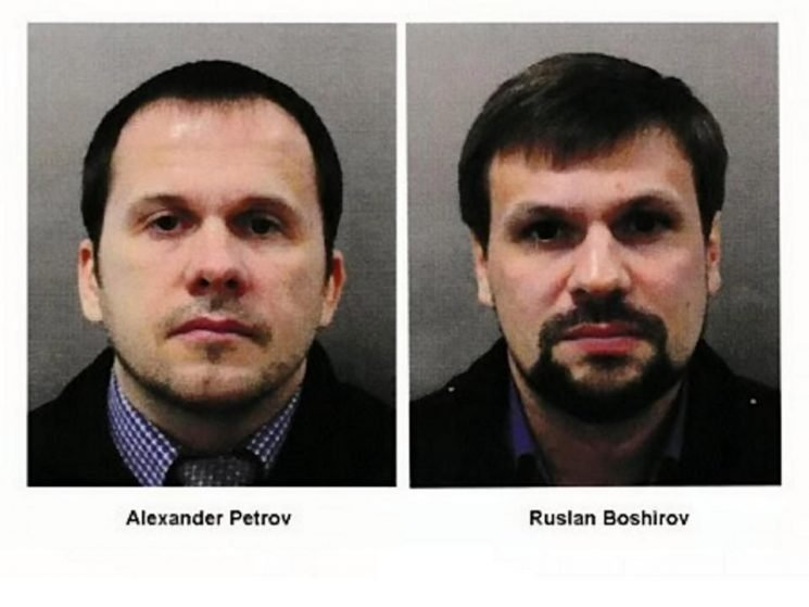 Four MORE Russian suspects 'were part of Salisbury Novichok assassination squad known as The Cleaners'