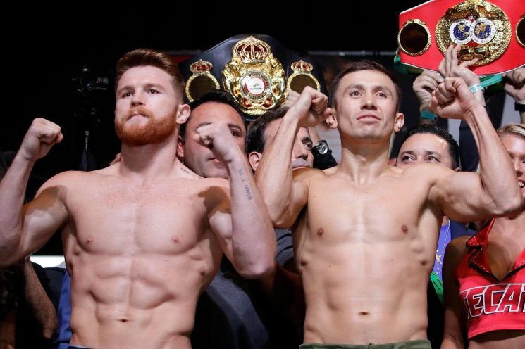 Gennady Golovkin ups war of words with Canelo Alvarez by claiming to have seen 'needle marks' all over his middleweight rival