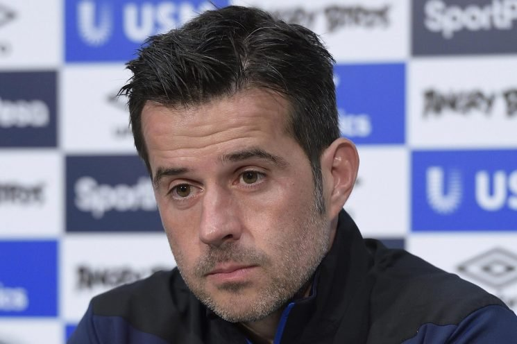 Everton stars unhappy with amount of training and instructions they get under Marco Silva's new regime