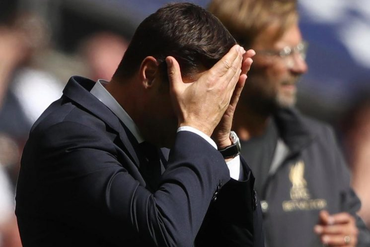 Mauricio Pochettino insists 'all is good' despite worrying back-to-back defeats after Liverpool loss