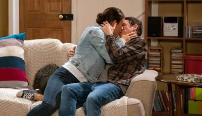 Emmerdale spoiler: Matty Barton and Victoria Sugden share a passionate kiss as they discover the truth about Moira