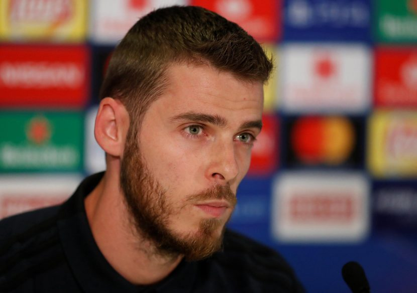 Manchester United star David De Gea describes World Cup criticism as 'stupid' ahead of Champions League opener