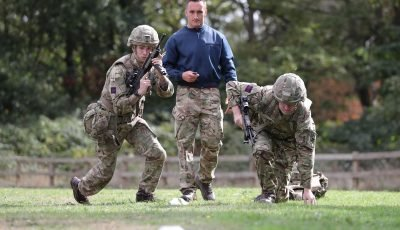 Army set to end easier fitness tests for women and older soldiers with exercises including 4km hikes with 40kg bags