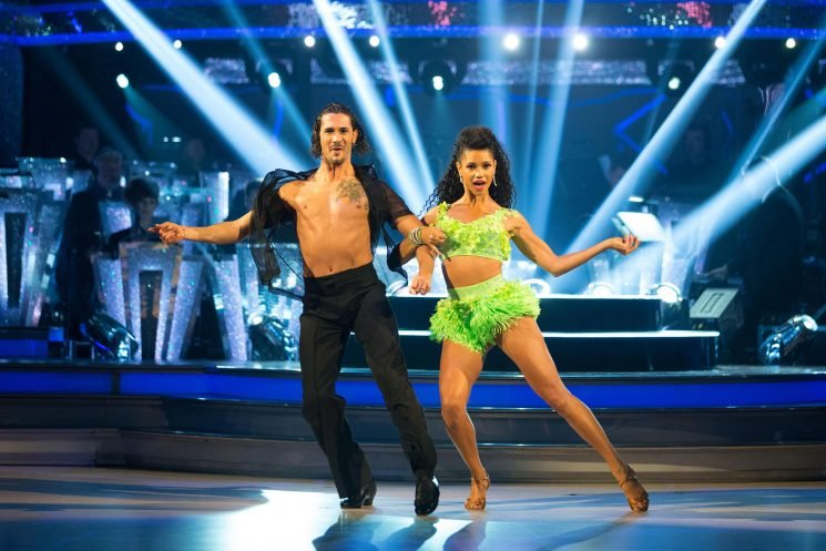 Strictly star Vick Hope reveals relationship with dance partner Graziano Di Prima is getting 'intense' after sweaty dance sessions