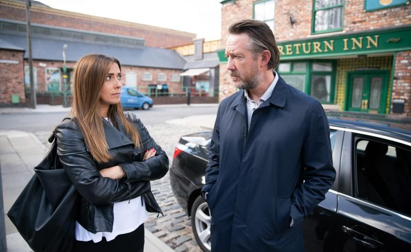 Coronation Street spoiler: Ryan Connor's life in danger as drug dealer Ronan Truman finds out the truth about his son's death
