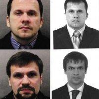 Russia STILL insists Skripal hitmen Alexander Petrov and Ruslan Boshirov are innocent despite one being unmasked as decorated Putin spy