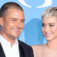 Katy Perry and Orlando Bloom Make Their Red Carpet Debut: Pics