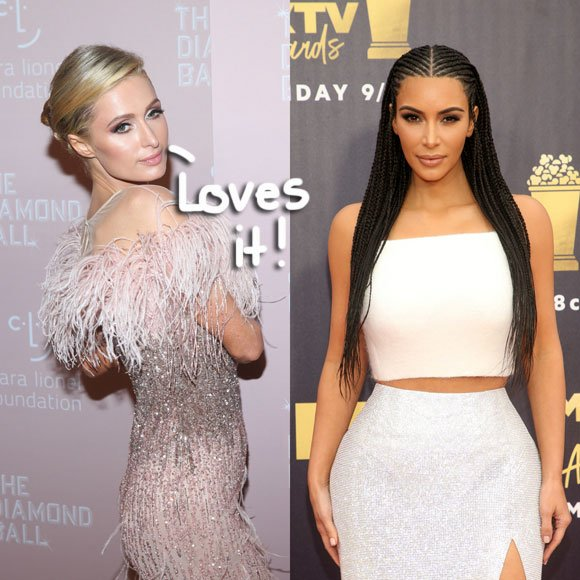 Fans Think Paris Hilton Is Shading Kim Kardashian With Her Newest Posts!