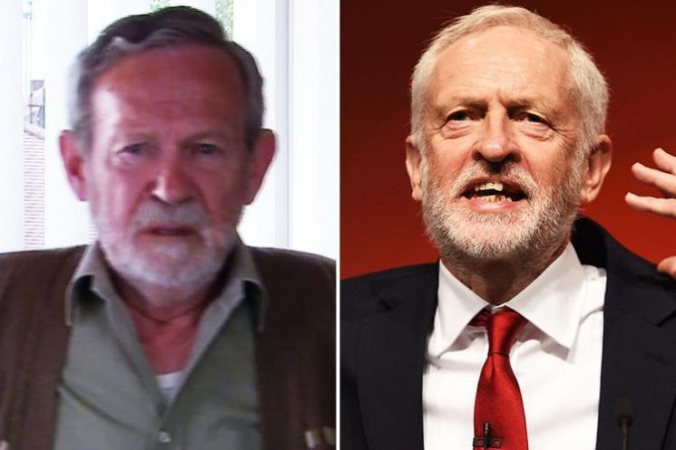 Emmerdale fans think Charity's dad looks just like Jeremy Corbyn as they're reunited for first time since she was 13