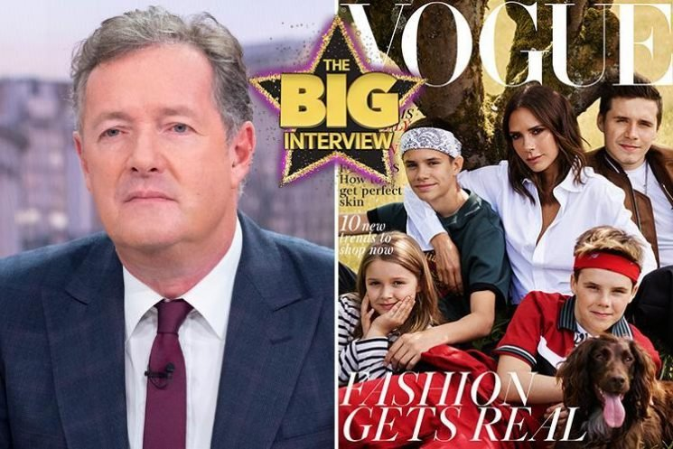 Piers Morgan launches his most scathing attack ever on Brand Beckham and says David is the 'last person who should get a knighthood'