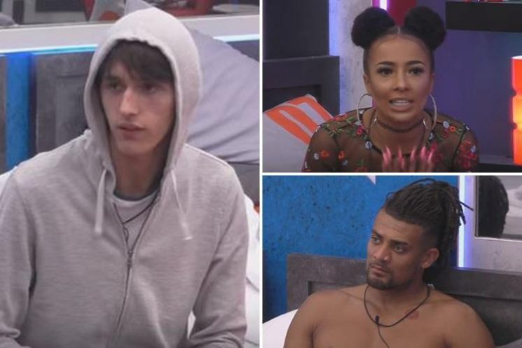 'Ghost' in the Big Brother house leaves housemates terrified after Cameron claims spirit watches them sleep