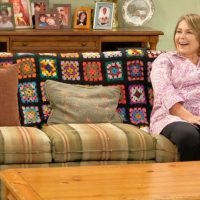 'The Conners' Clean Up Their Dirty Laundry With New Promo Featuring Roseanne's Iconic Afghan