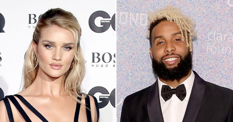 Yes, Rosie Huntington-Whiteley and Odell Beckham Jr. Do the Same Workout: Details