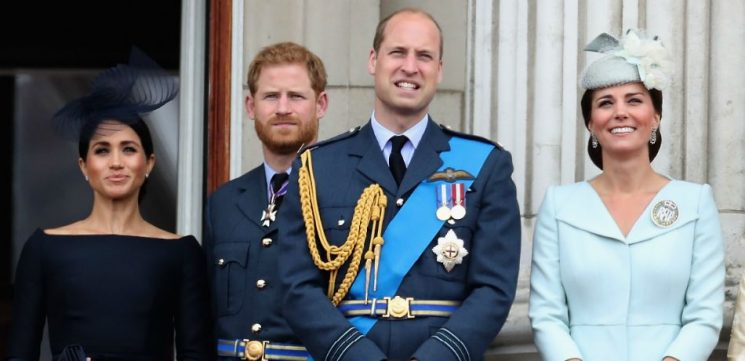Royal Family Secret Code Names Are Used In Public