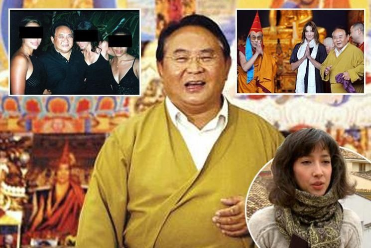 Dark side of celeb guru Sogyal Rinpoche who 'sexually abused' the beautiful young women dubbed his 'Dakinis'