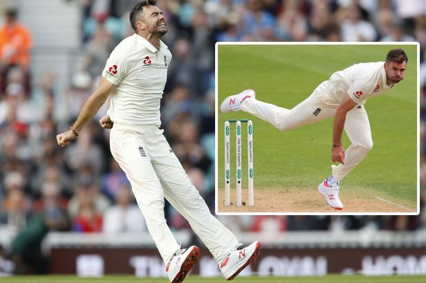 James Anderson may have just broken the world record for paceman Test wickets… but has vowed to get even better