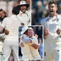 England overcome stubborn fifth-wicket partnership to beat India by 60 runs and clinch Test series 3-1