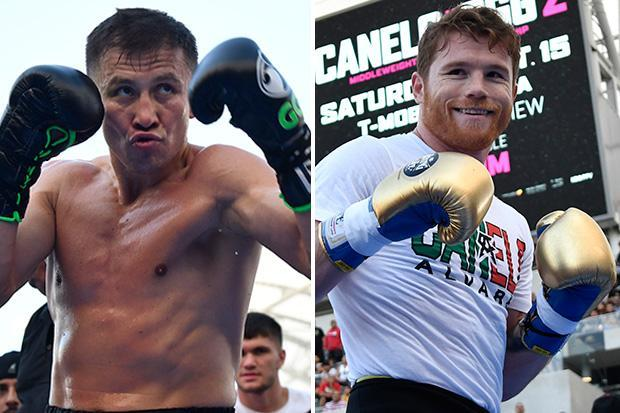 Canelo Alvarez tipped for shock win over Gennady Golovkin in Vegas rematch by David Haye