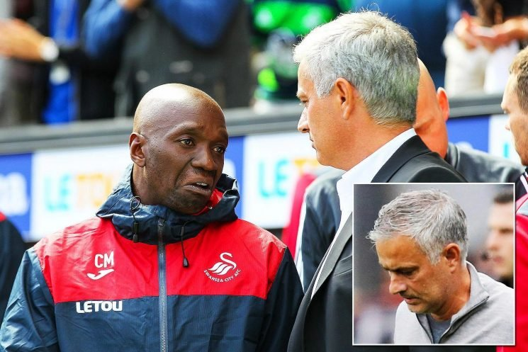 Claude Makelele fears former boss Jose Mourinho is worn out and suffering at Manchester United