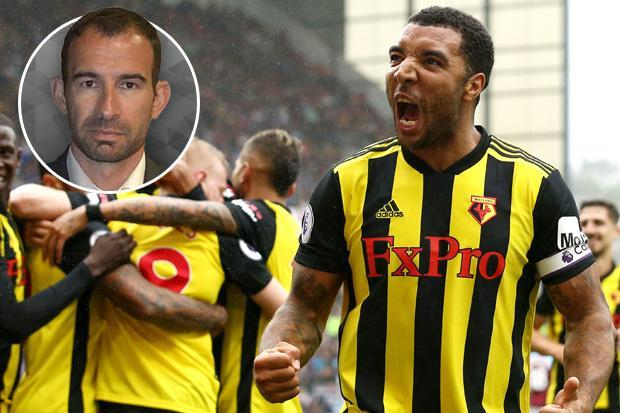 Troy Deeney is thriving in Watford's new system… he can be key for England