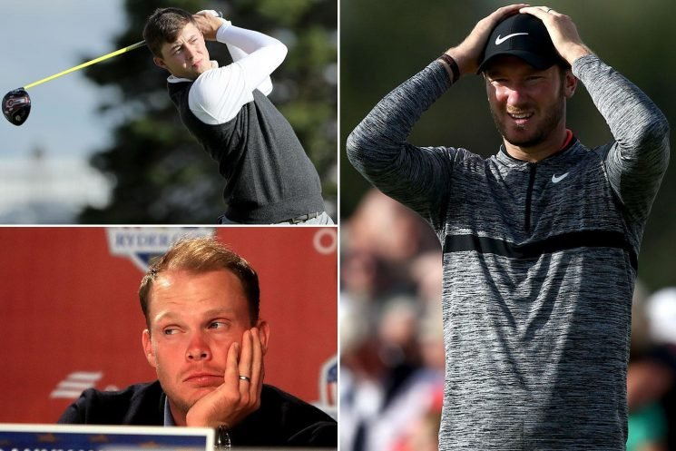 Ryder Cup 2018: Chris Wood's KLM Open nightmare the latest blow for Team Europe's rejects