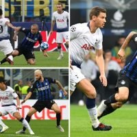 Inter vs Tottenham LIVE SCORE: Latest commentary and updates for tonight's Champions League match