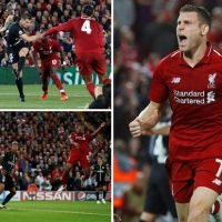 Liverpool vs PSG LIVE SCORE: Latest updates from the Champions League match