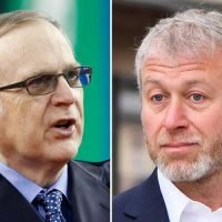 Seattle Seahawks owner Paul Allen 'interested in buying Chelsea' with Roman Abramovich 'willing to sell for £3bn'