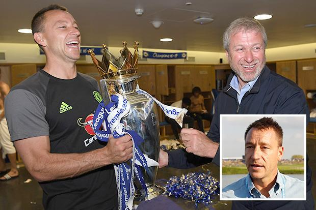 John Terry to become Chelsea manager — with the Under-23 team after agreeing an £800,000-a-week deal to replace Jody Morris