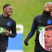 How Danny Welbeck's family could help shape Marcus Rashford's Manchester United future after Jamie Carragher comparison